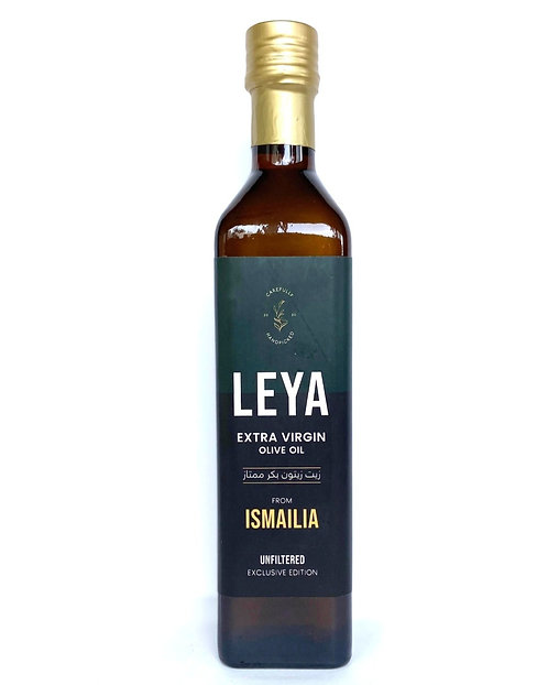 Ismailia Extra Virgin Olive Oil -Unfiltered- 500ml