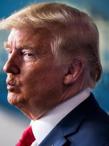 El día en que Trump defendió su pene a bordo del Air Force 1