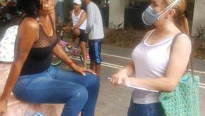 En Guayaquil, trabajadoras sexuales trans reciben apoyo durante la pandemia