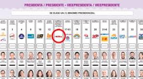 """CNE reconoce error en más de 6 millones de papeletas presidenciales y dice que las destruirá"""""""
