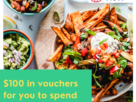 Dine and Discover NSW is Coming: $100 in vouchers to spend!