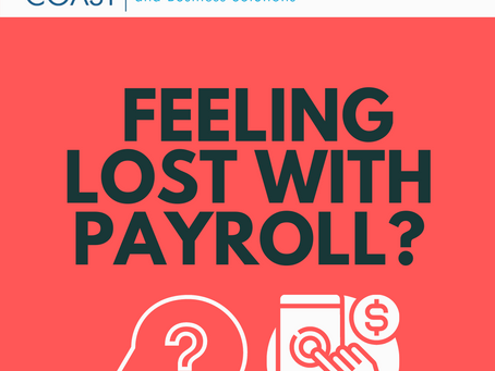 Feeling Lost with Payroll?