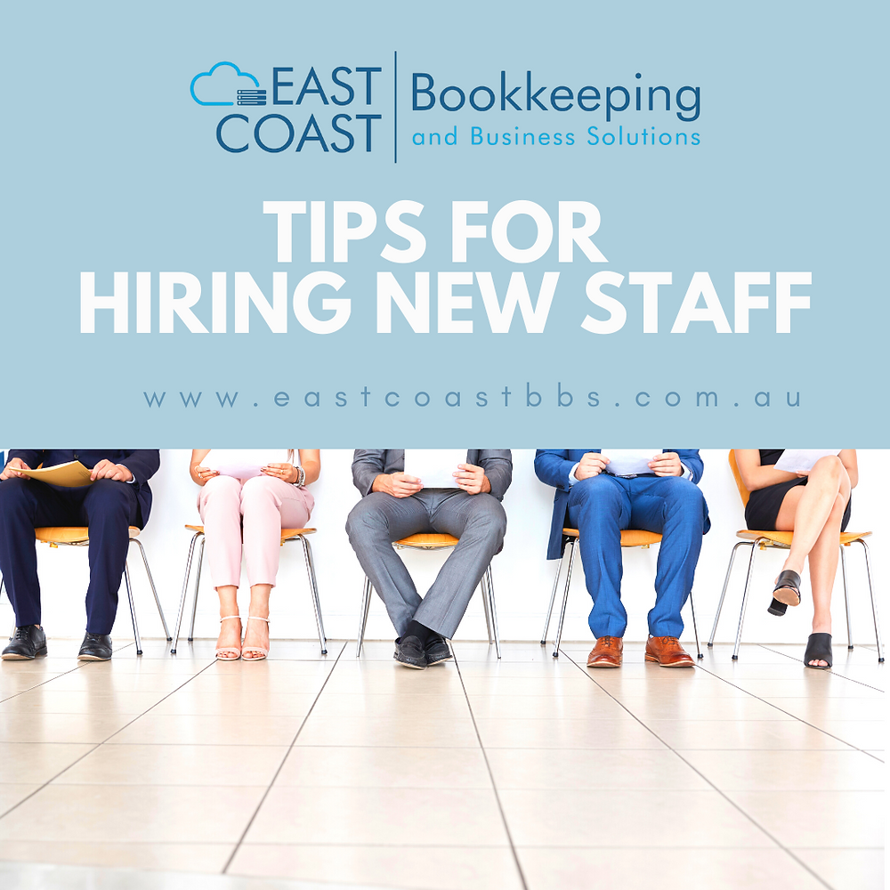 Bookkeeping tips from East Coast Bookkeeping and Business Solutions. Professional Shoalhaven Bookkeeping service