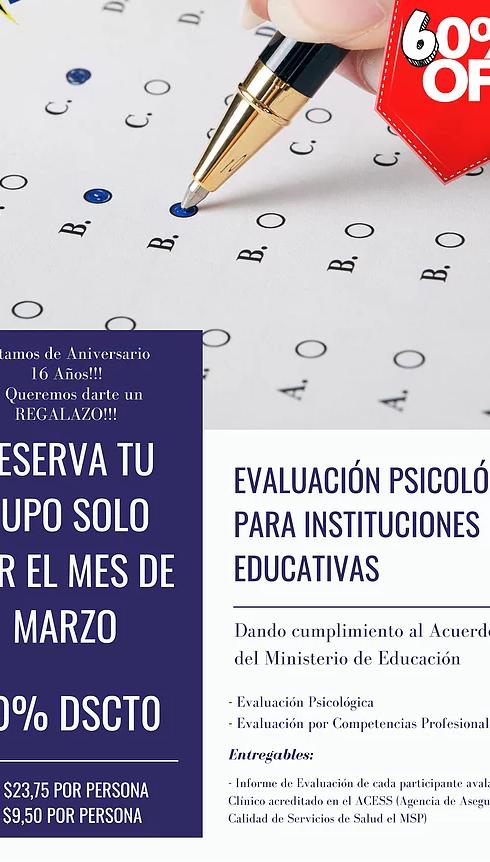 EVALUACIÓN PSICOLÓGICA PARA INSTITUCIONE.webp