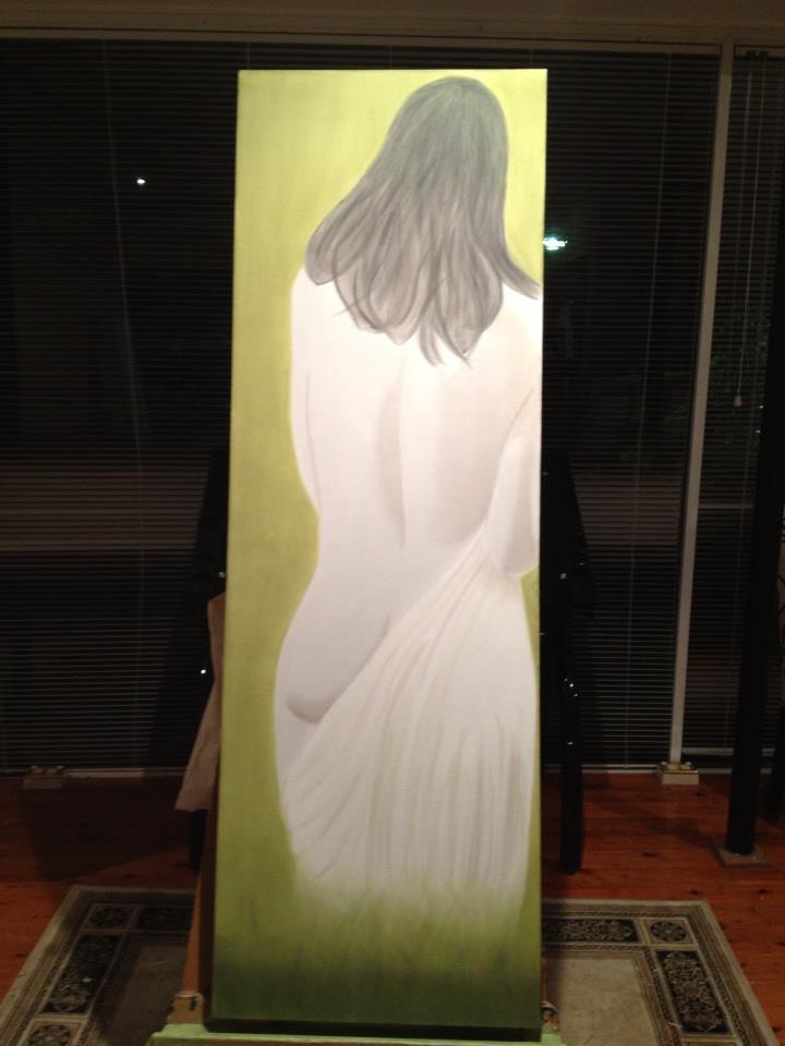 2013 Gray Lady