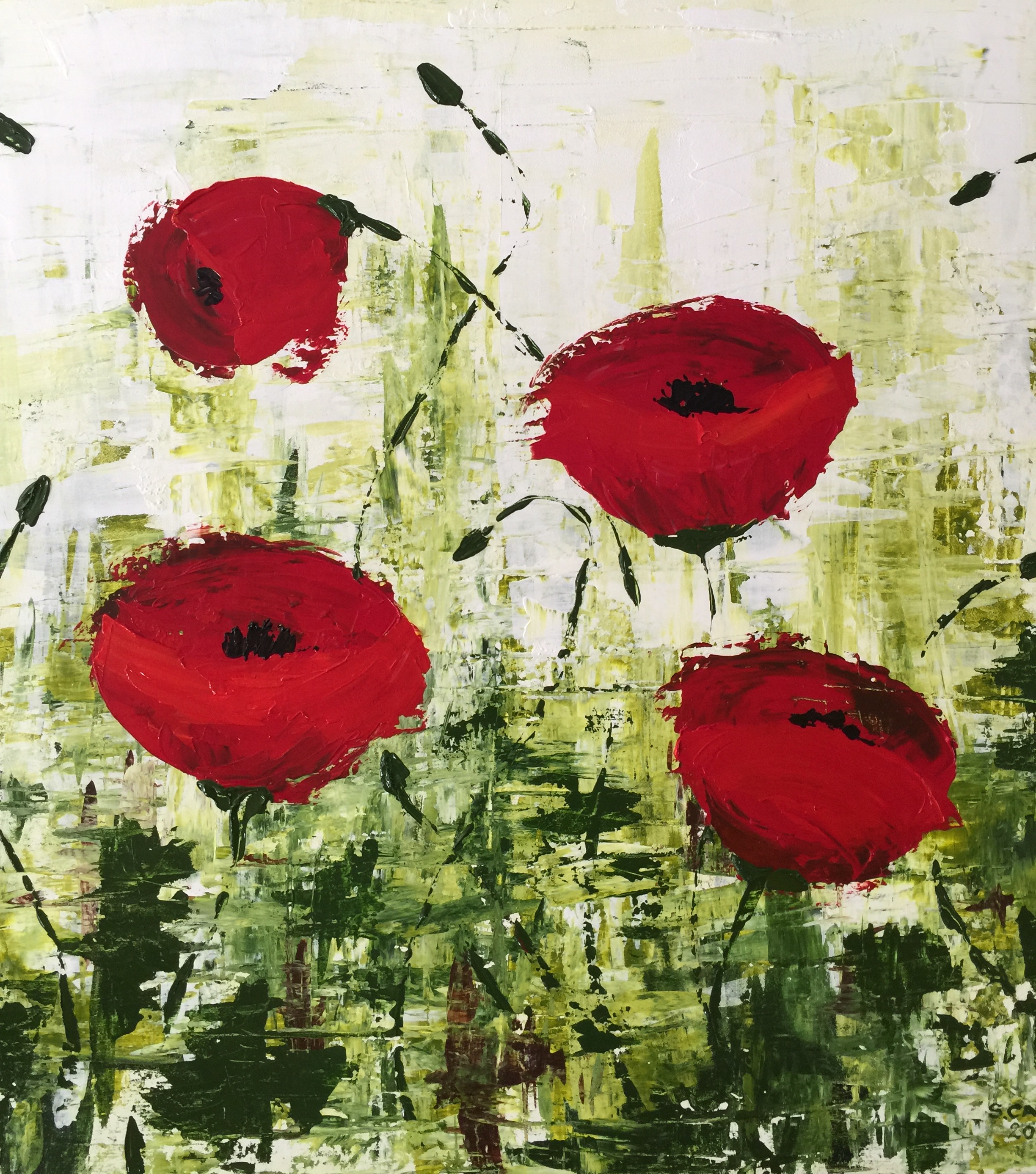 2017 'Red Poppies'