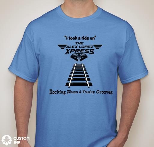 Mens Alex Lopez Xpress T-shirt