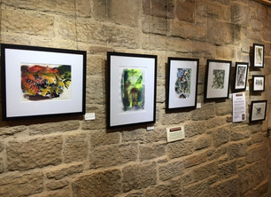 'From Richmond to Ravenseat' lively exhibition
