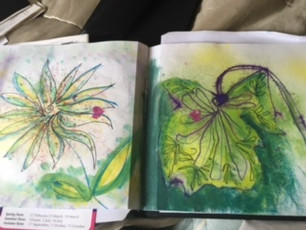 'Patchings' 2016 : A colourful experience !!