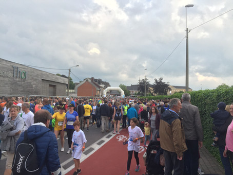 A trip to Flanders pt 9:                           Sprint Finish