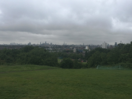 A trip to Flanders pt 4:                           London's Calling
