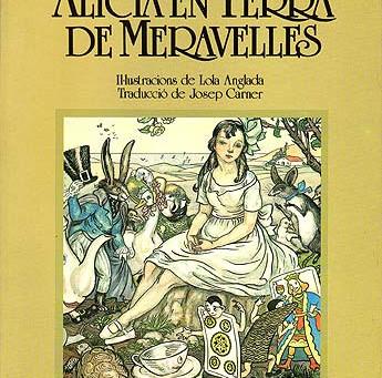 Afegitó a l'entrada sobre Alícia... al món dels llibres