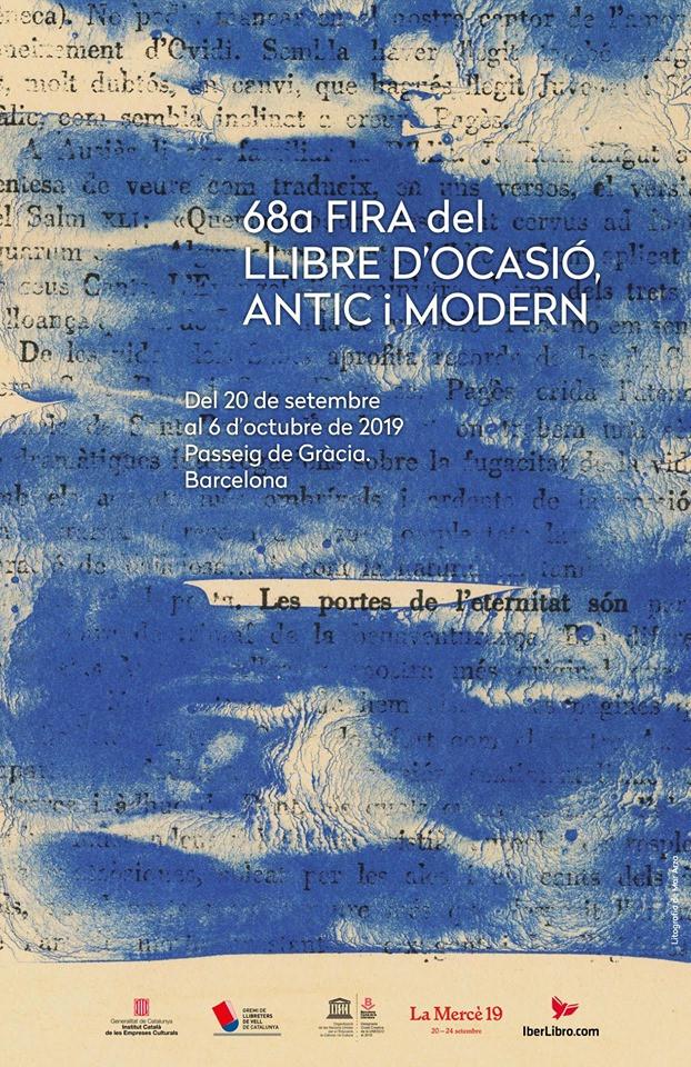 68a Fira del Llibre d'Ocasió Antic i Modern