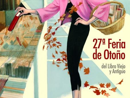 27a Feria de Otoño del Libro Viejo y Antiguo