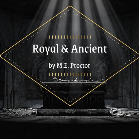 Royal & Ancient, M.E. Proctor