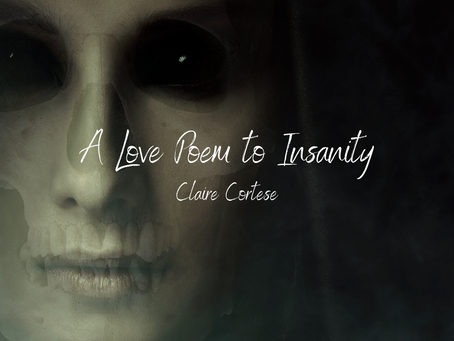 A Love Poem to Insanity, Claire Cortese