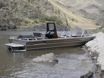 Riddle Marine Inc Custom Aluminum Jet Boats