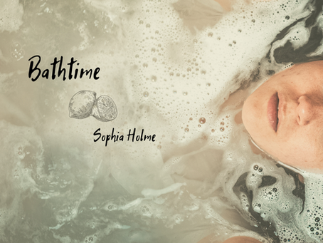 Bathtime, Sophia Holme