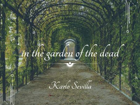 in the garden of the dead, Karlo Sevilla