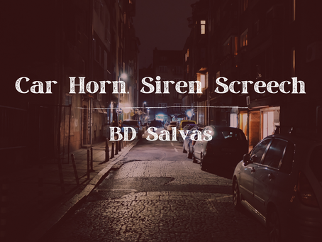 Car Horn, Siren Screech, BD Salvas