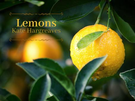 Lemons, Kate Hargreaves