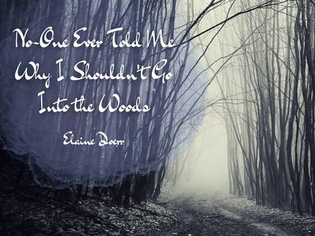 No-One Ever Told Me Why I Shouldn't Go Into the Woods, Elaine Doerr