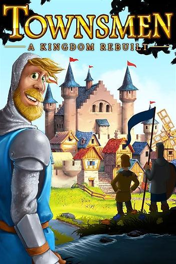 Townsmen - A Kingdom Rebuild