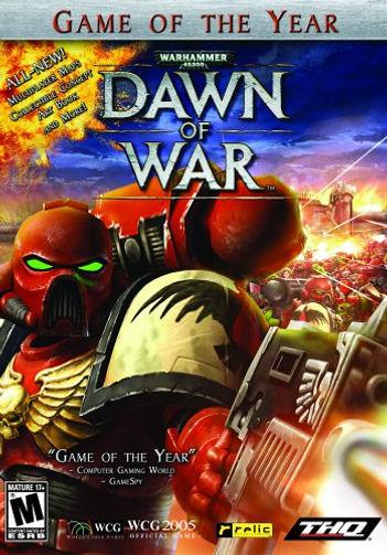 Warhammer 40 000: Dawn of War GOTY