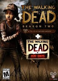Walking Dead: Season 1 + 400 days DLC & Season 2