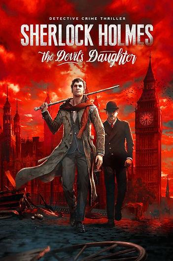 Sherlock Holmes & The Devil's Daughter