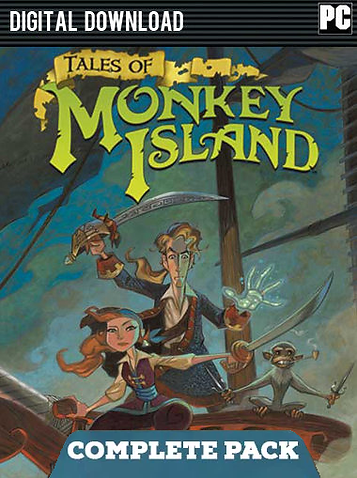 Tales of Monkey Island - Complete Edition
