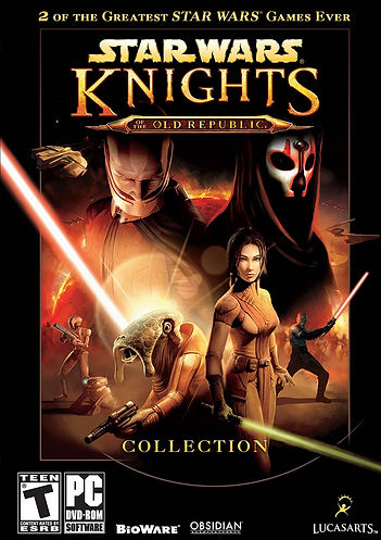 Star Wars Knights of the Old Republic Bundle