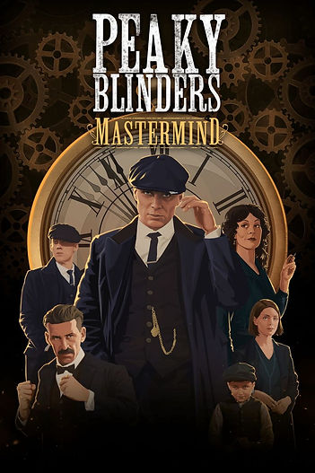 Pëaky Blinders - Mastermind