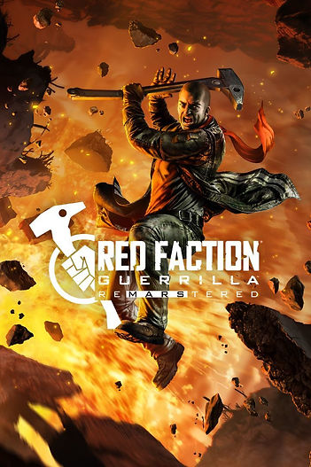Red Faction Guerilla - ReMARStered