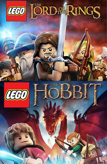 Lego Lord of the Rings + The Hobbit