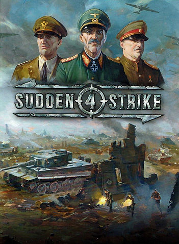 Sudden Strike 4