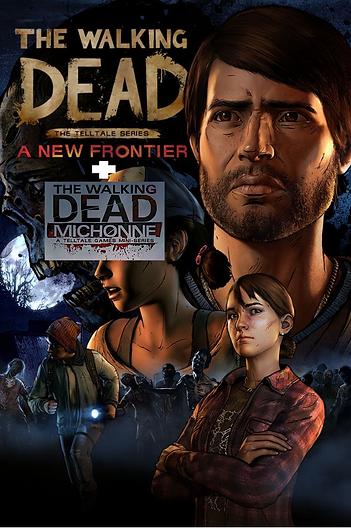 Walking Dead: New Frontier + Michonne