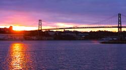 Access Unlimited. Halifax bridge