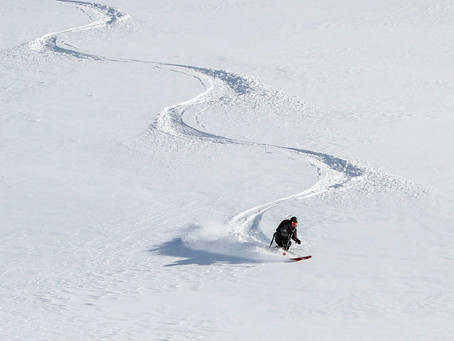 Our great dilemma - sustainable snowsports.
