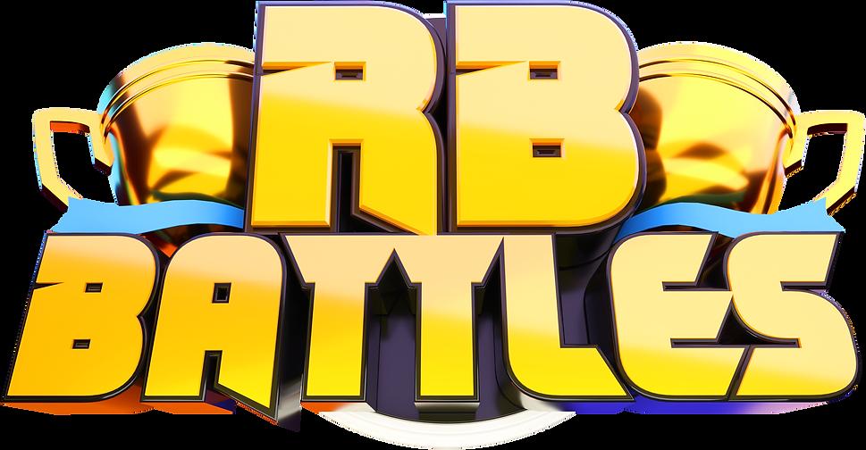 New 3D RB Battles Logo With Color Correc