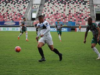 Edu retorna aos gramados com gol e quer ajudar na busca pelo título da Copa SC