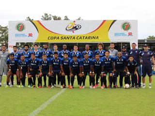 Tubarão confirma presença na Copa Santa Catarina