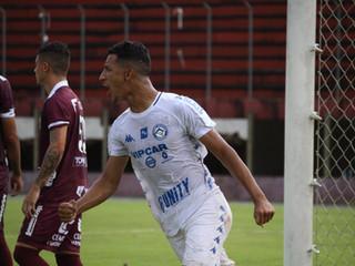 Peixe realiza primeiro jogo-treino visando a Série B do Catarinense