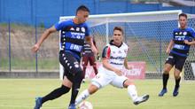 Tubarão estreia com derrota na Copa SC