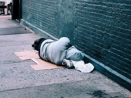 Rising Homelessness