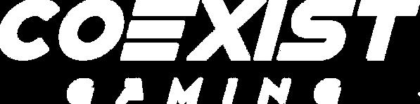 Coexist Gaming - Transparent BG.png