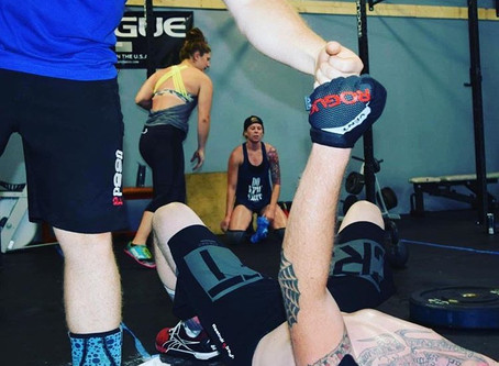 What is GRITrx and how can CrossFit help those in recovery from addiction. CrossFit Equity to offer