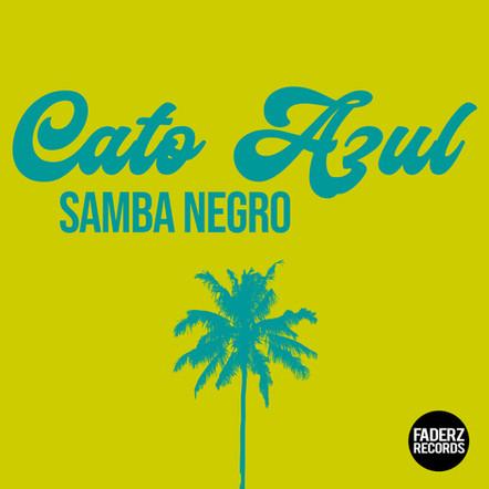 Cato Azul - Samba Negro