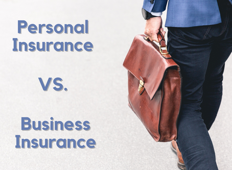 Personal Insurance vs. Business Insurance: 6 Reasons to Consider Switching