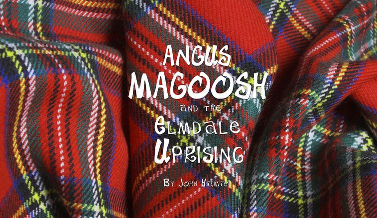 Angus Magoosh